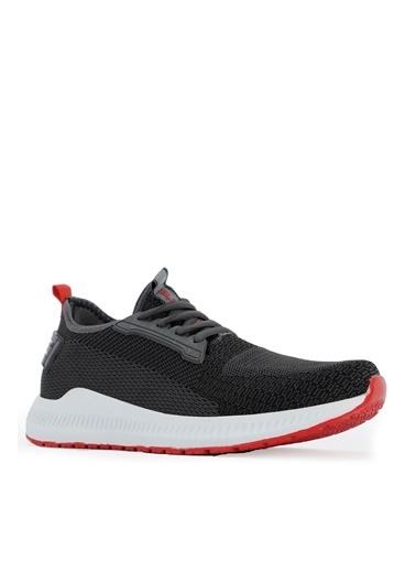 Slazenger Slazenger GIZA Sneaker Erkek Ayakkabı    Gri